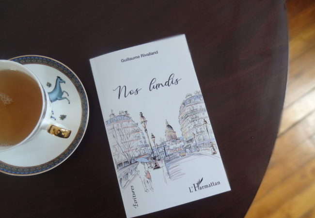 Nos lundis – éditions L'Harmattan – Guillaume Rivalland