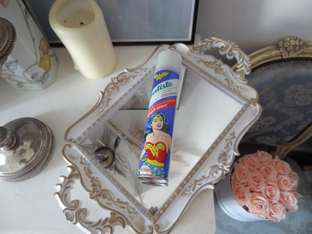 Batiste – Wonder Woman, une édition limitée au secours de nos cheveux