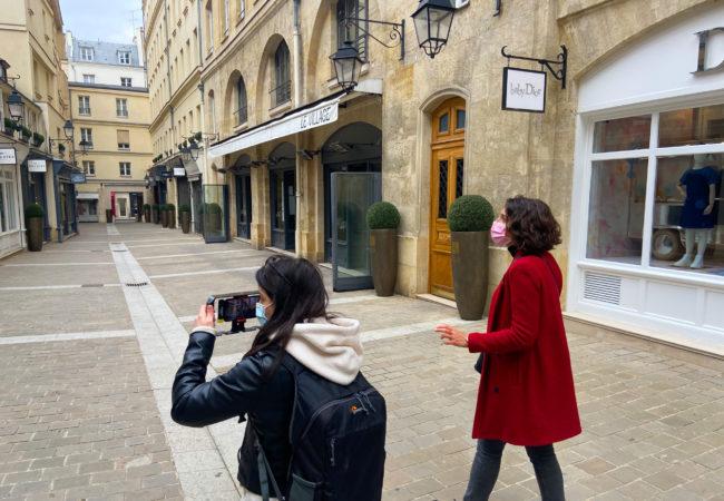 Vivre Paris lance ses visites virtuelles et culturelles de Paris