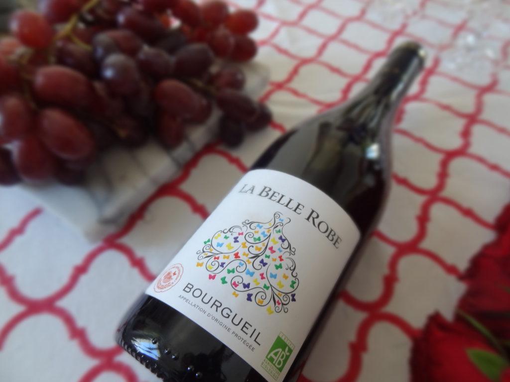La Belle Robe d'Alliance Loire - une cuvée certifiée bio très élégante
