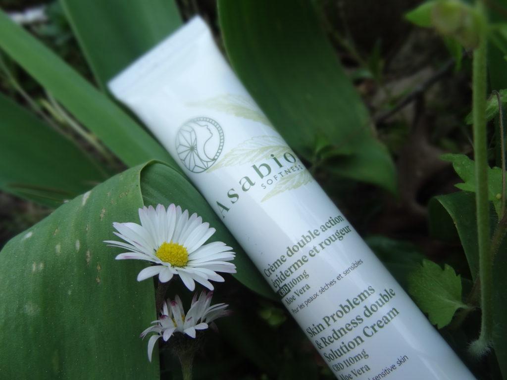 Asabio - les cosmétiques bio au chanvre et CBD pour une peau apaisée