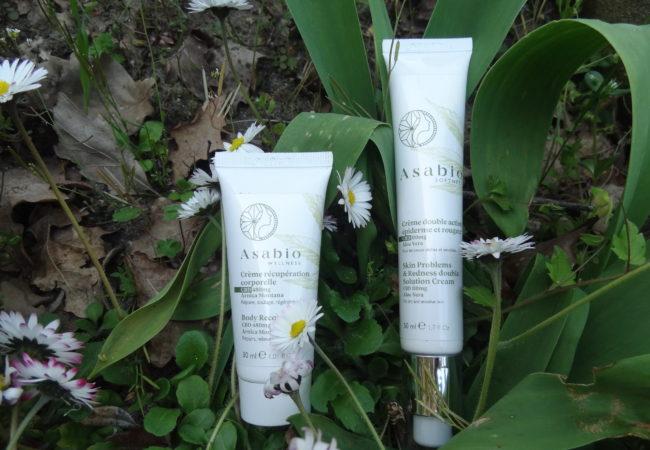 Asabio – les cosmétiques bio au chanvre et CBD pour une peau apaisée