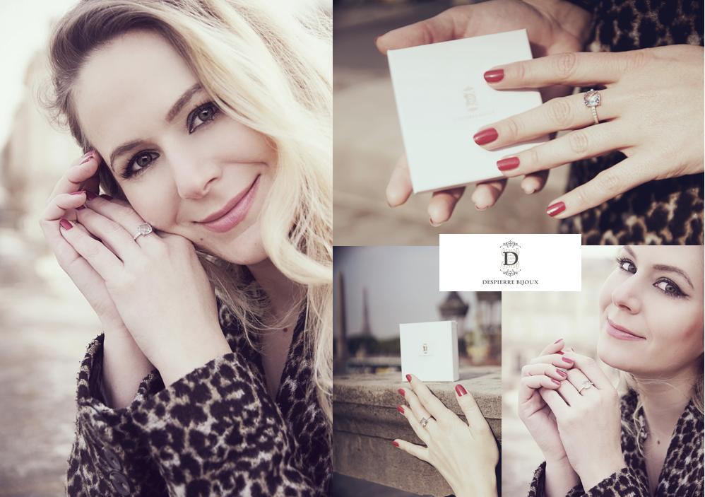 Despierre Bijoux - Sarah Paris Frivole - boutique de bijoux argent et plaqué or en ligne