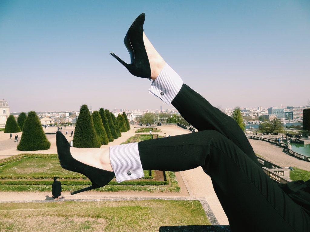 LSPB Paris - des chevillettes pour donner de l'allure à nos pantalons