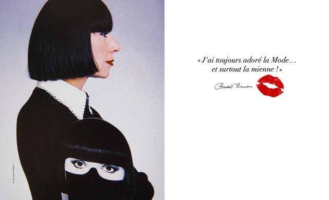"""MADAME CHANTAL THOMASS """"40 ans de mode"""" – vente aux enchères exceptionnelle"""