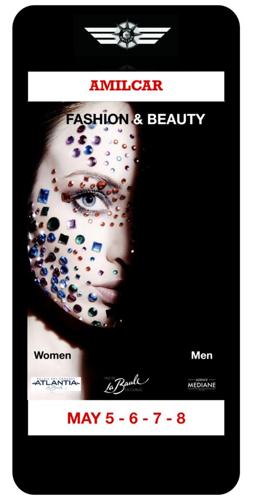 Amilcar Style Magazine - Forum International de la Mode et de la Beauté - Atlantia La Baule