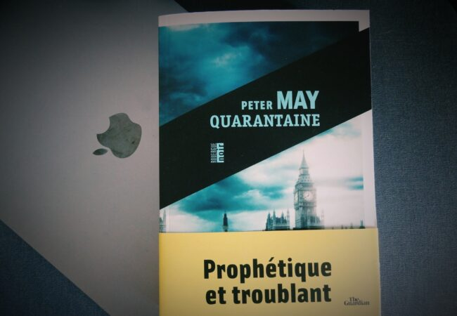 Quarantaine – le livre prémonitoire de Peter May aux éditions Rouergue Noir