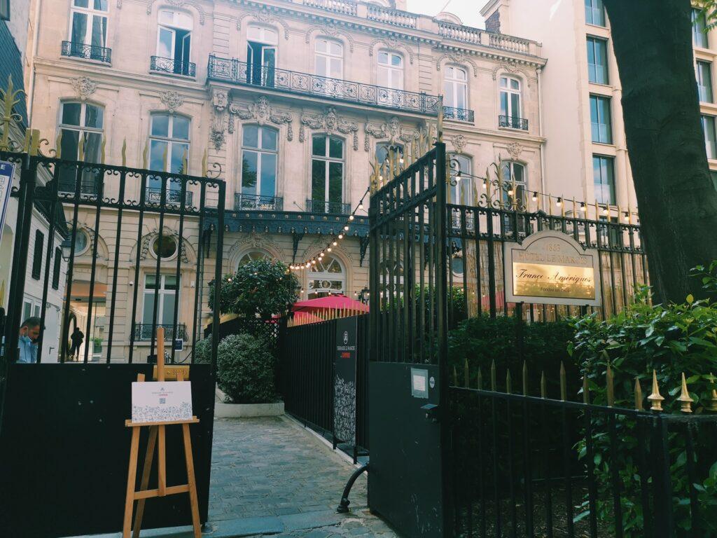 La Terrasse le Marois by Campari - terrasse secrète et éphémère au cœur de Paris
