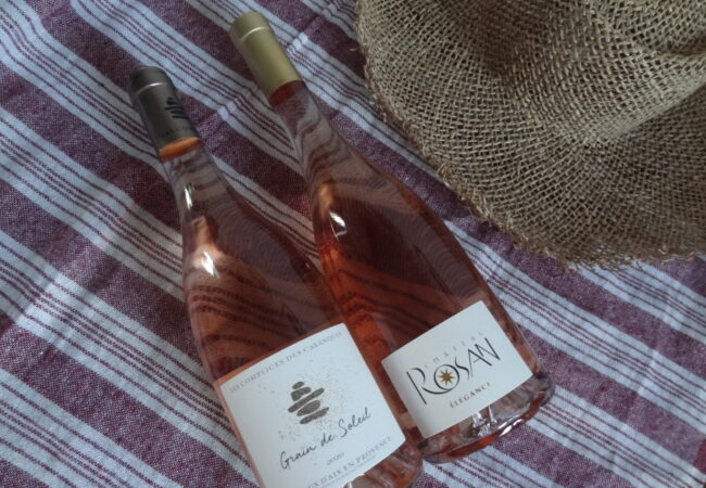 Les rosés d'été – Côte de Provence et Coteaux d'Aix en Provence