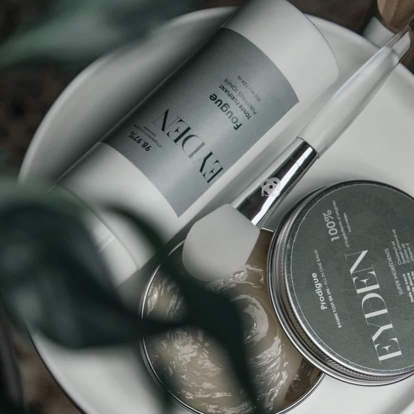 Eyden - la marque française de cosmétiques écologiques, minimalistes - Clean Beauty