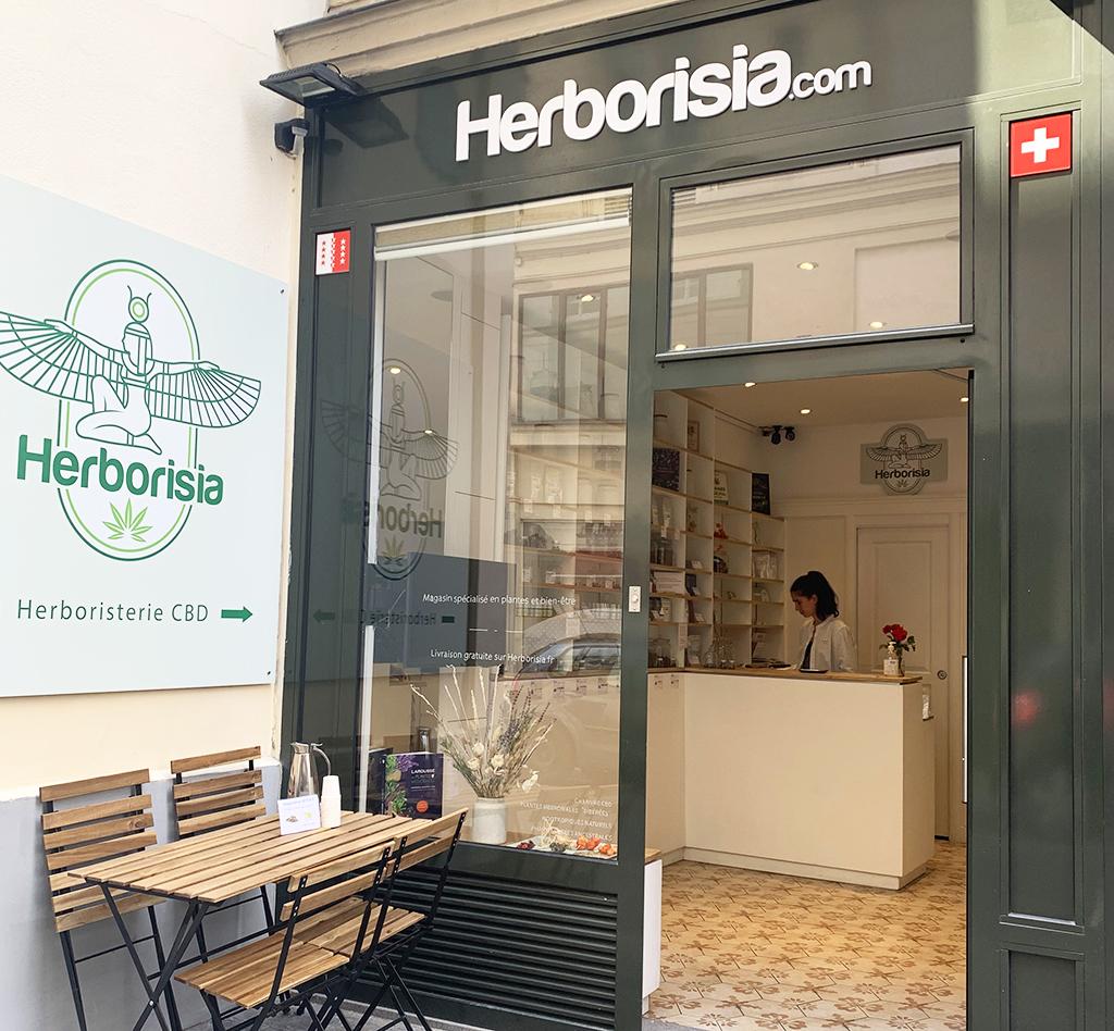 Herborisia - Commerce de CBD et autres plantes médicinales libérées
