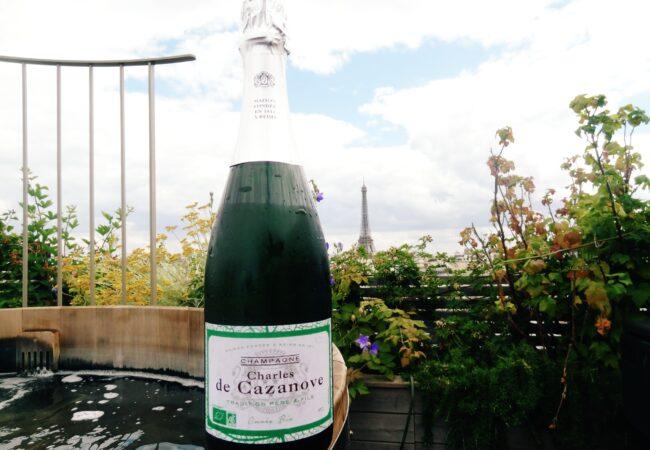Champagne Charles de Cazanove lance sa Cuvée Bio