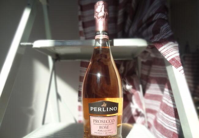 Perlino – le Prosecco Rosé – boisson de l'été