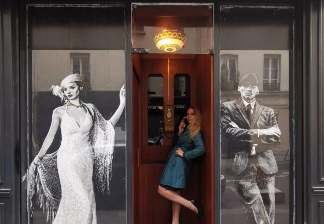 Mobster Bar – le Speakeasy glamour où l'on boit des cocktails décadents en écoutant du Jazz