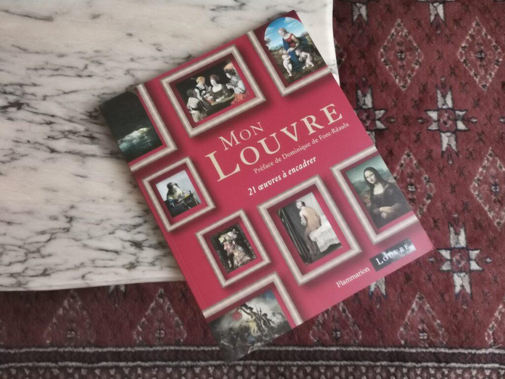 Mon Louvre, un recueil de reproduction publié aux Editions Flammarion