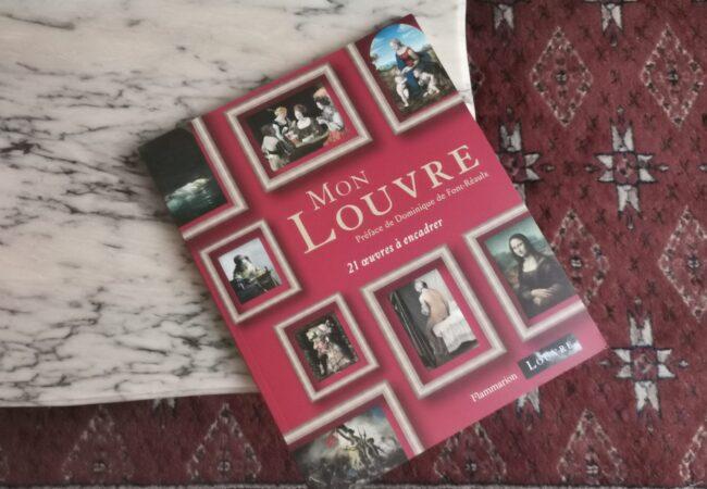 Mon Louvre, un recueil de reproductions publié aux éditions Flammarion