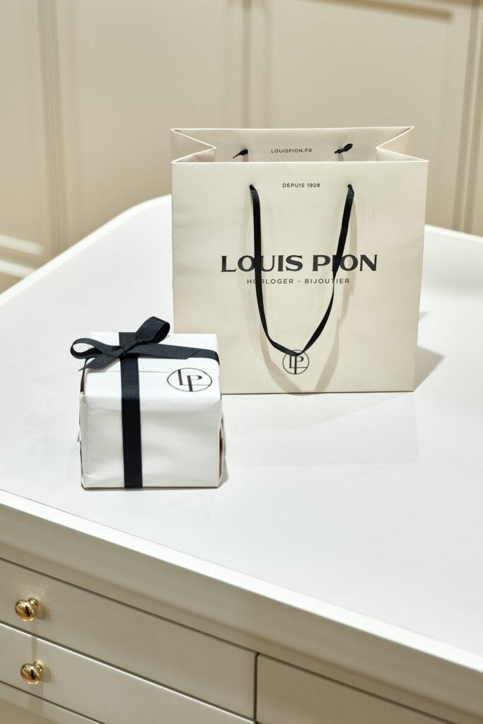 Louis Pion inaugure son nouvel espace parisien Avenue Victor Hugo