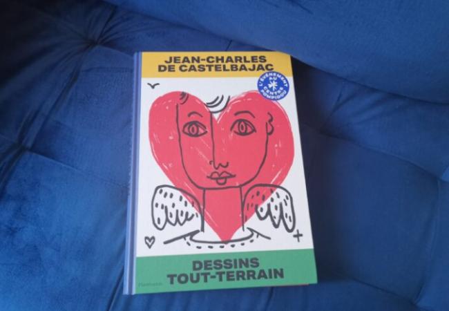 Jean-Charles de Castelbajac  – Dessins tout-terrain – Flammarion