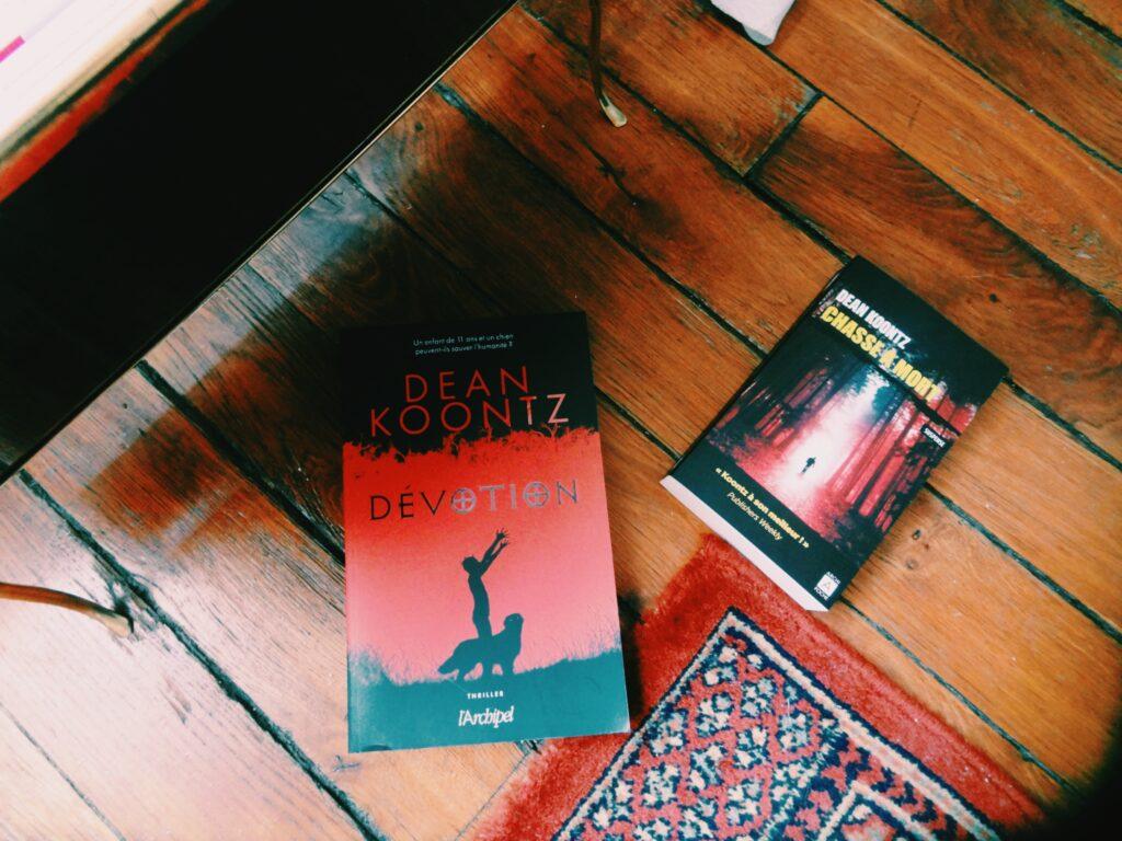 Devotion - le nouveau thriller de Dean Koontz aux éditions l'Archipel