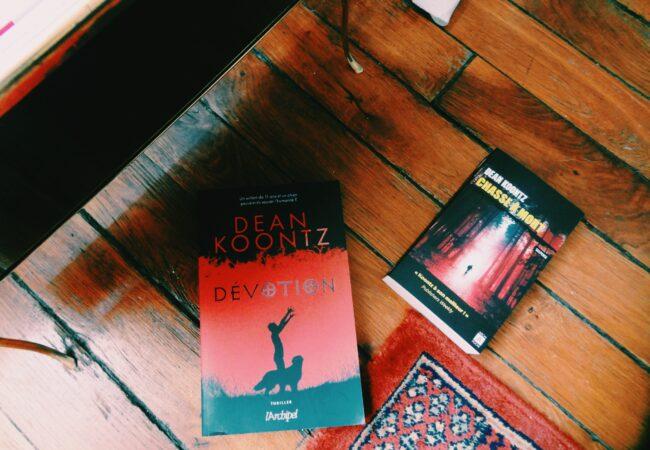 Dévotion – le nouveau thriller de Dean Koontz aux éditions l'Archipel